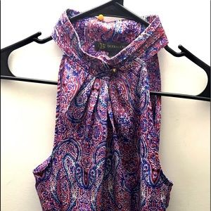 XS Halter, by Outback Red (Limited) Paisley Print